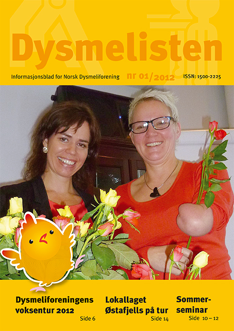Dysmelisten 1 2012